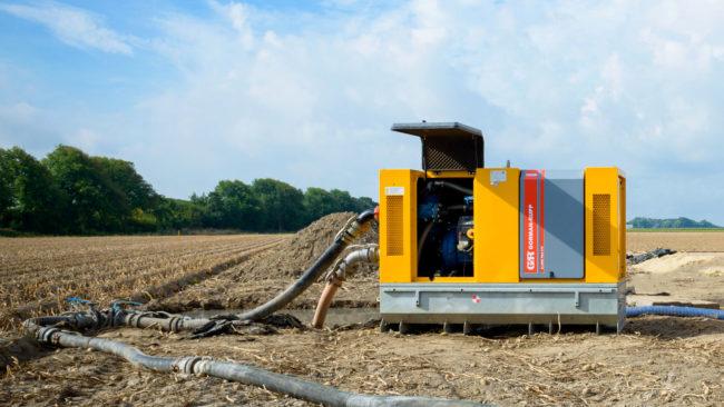 Pompes thermiques auto-amorçantes S-Line de Gorman-Rupp