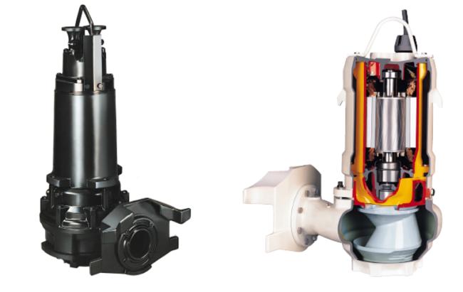 Quelles sont les grandes familles de pompes centrifuges ?